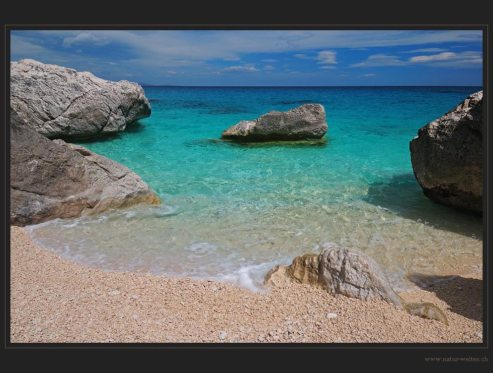 Traumhaftes, Sardisches Wasser