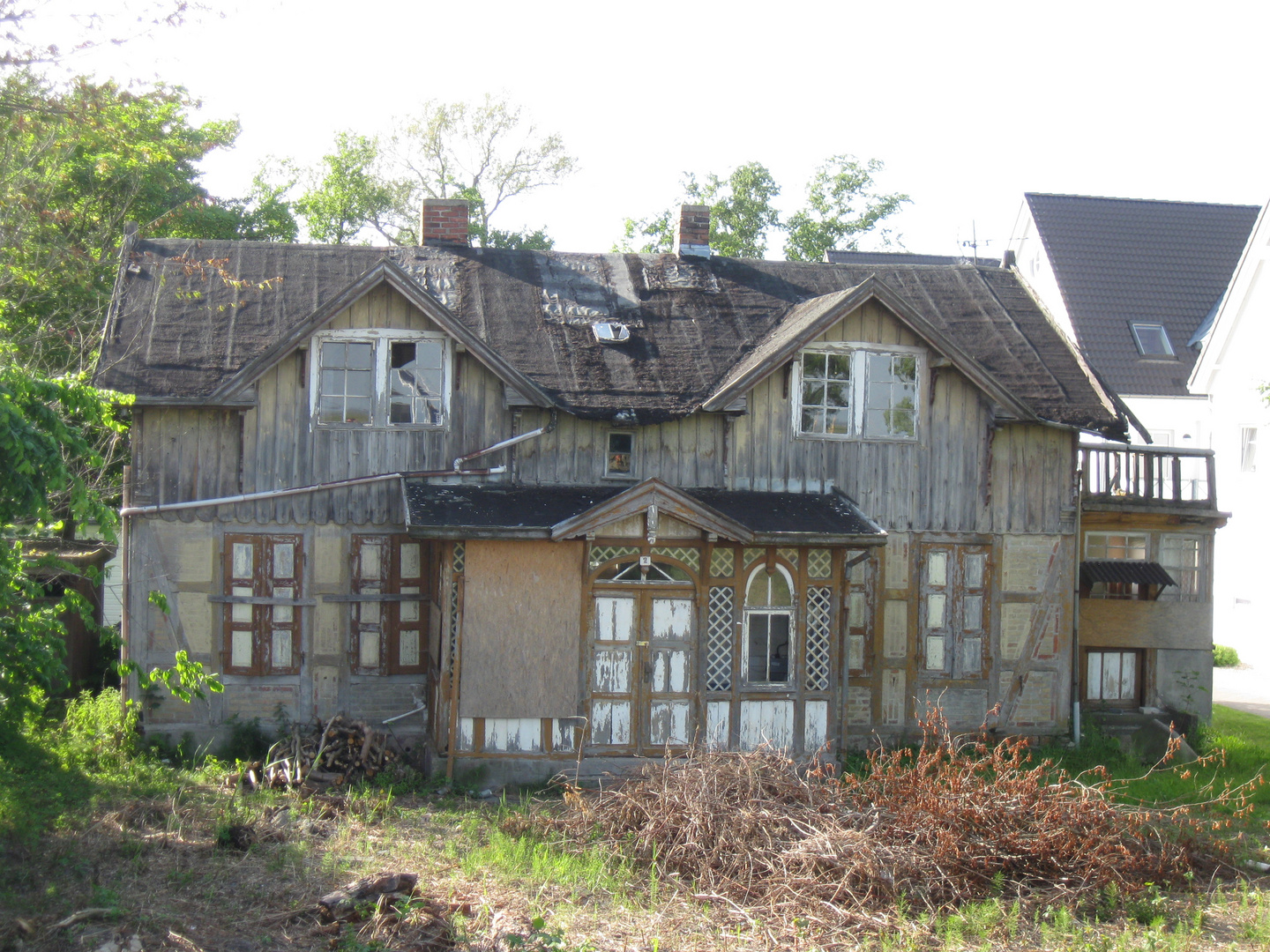 Traumhaus foto bild architektur lost places motive for Traumhauser bilder