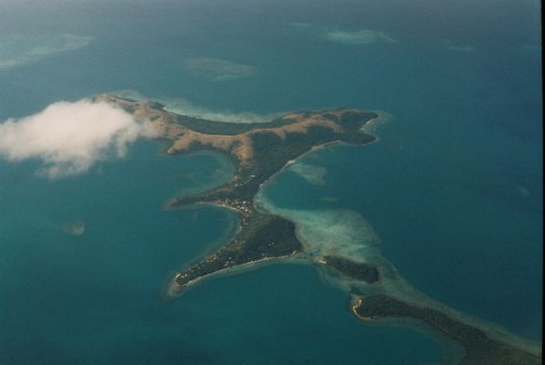 Trauminsel in der Südsee