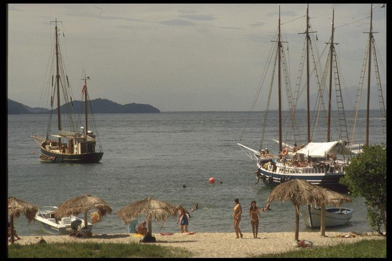 Trauminseln vor der Brasilianischen Küste