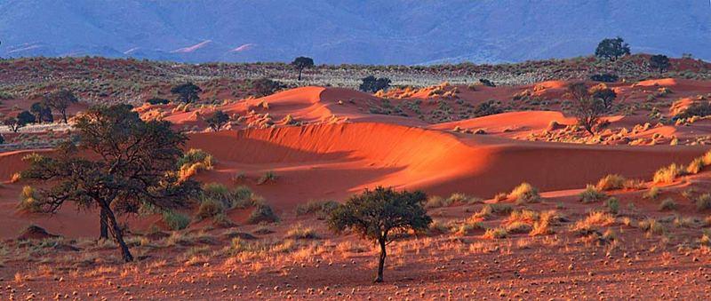 Traumlandschaft Namibrandgebiet