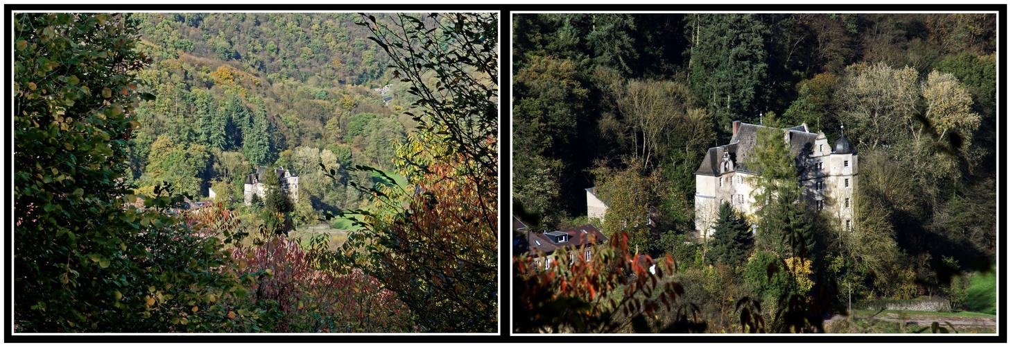 """Traumpfad """"Höhlen- und Schluchtensteig"""" - Aussichtspunkt """"Schweppenburgblick"""""""