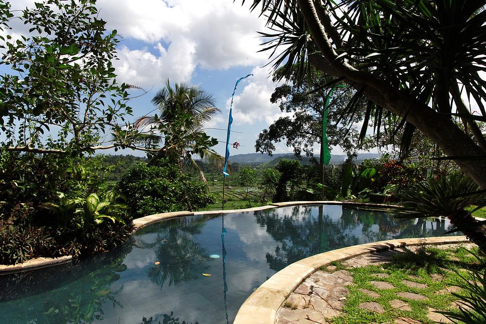 Traumspot im Osten von Bali