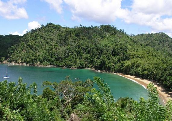 Traumstrand Englishmen's Bay - Tobago #2