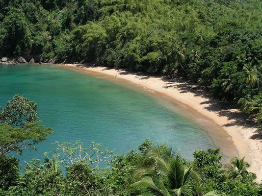Traumstrand Englishmen's Bay - Tobago