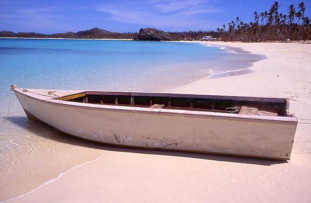 Traumstrand Fidschi