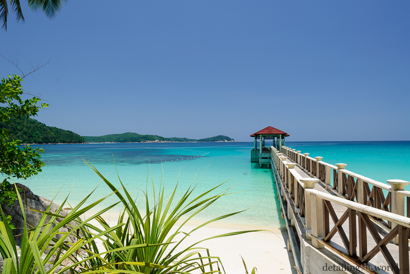 Traumstrand in Malaysia (Perhentian Islands)
