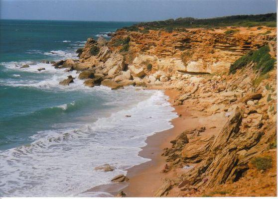 Traumstrand,Costa de la Luz