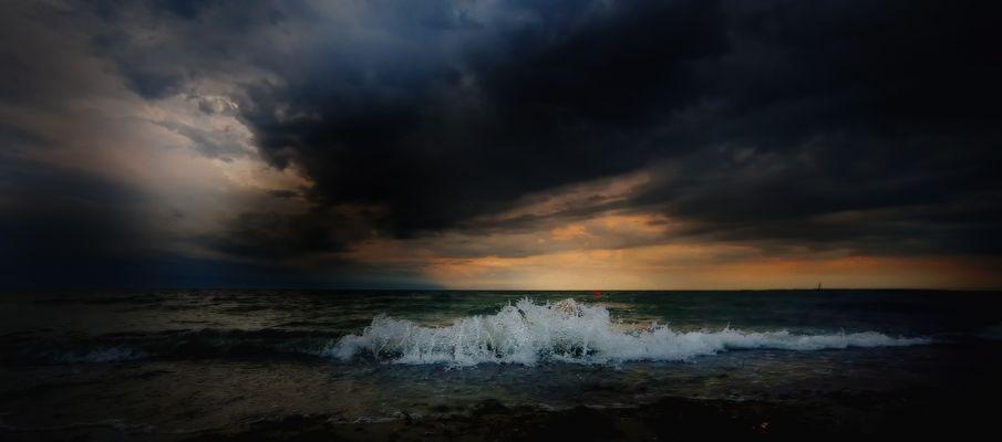 Traumwetter an der Ostsee