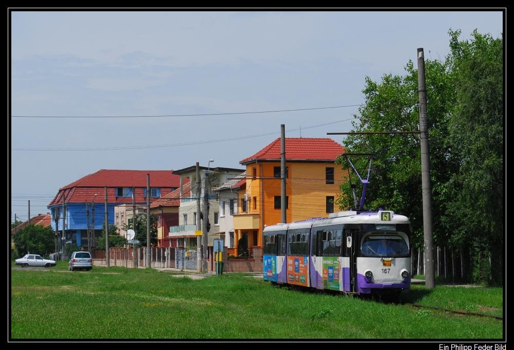 Traumziel Rumänien. Das erste Bild