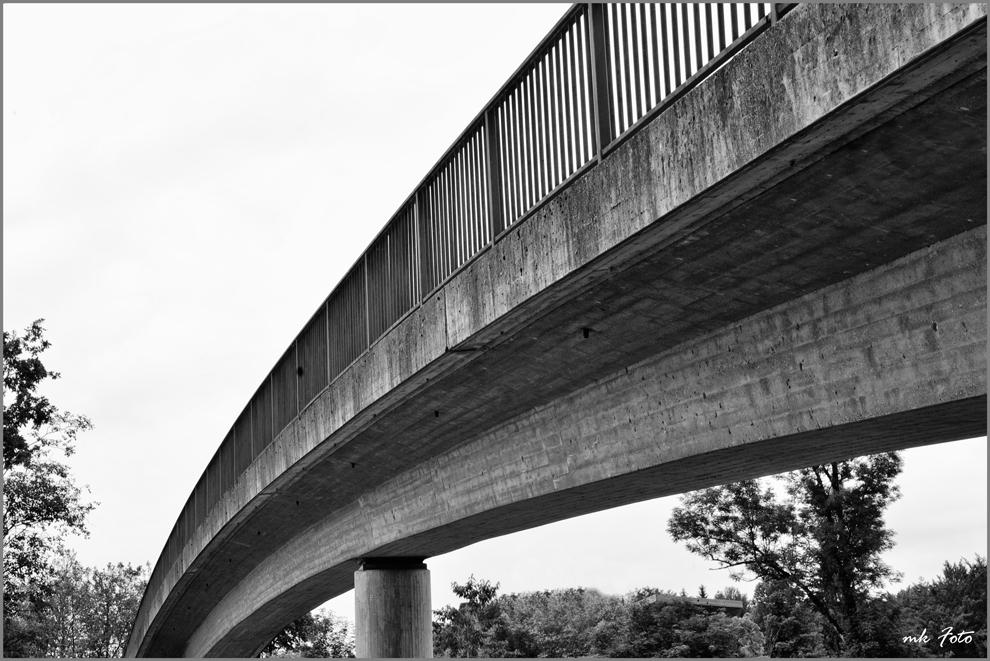 Traunsteiner Brücken IV