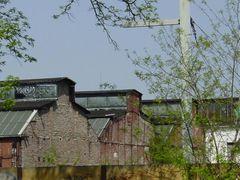 Traurige Überreste des RAW Potsdam 4
