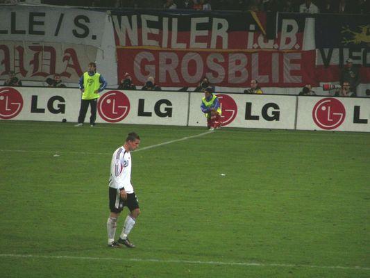 trauriges Ende für Lucas Podolski