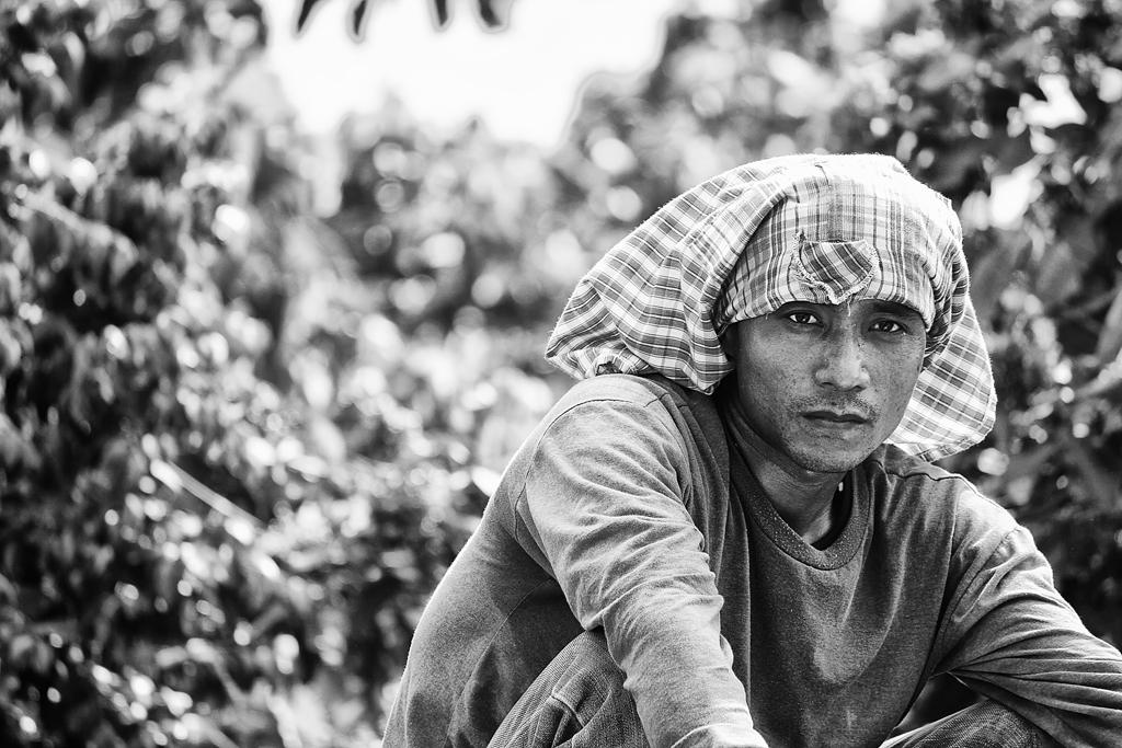 Travailleur Thaïlandais