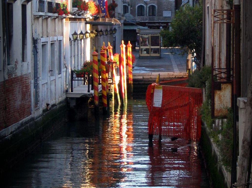 travaux, Venise