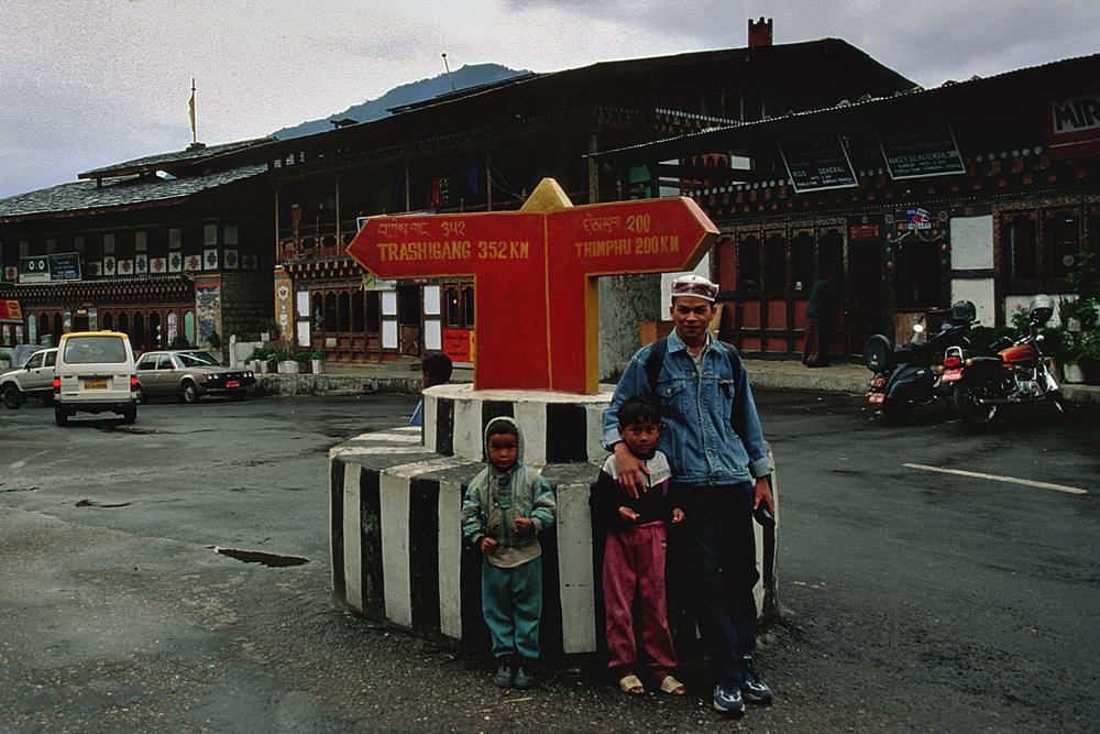 Travel companion Doo and two residence kids