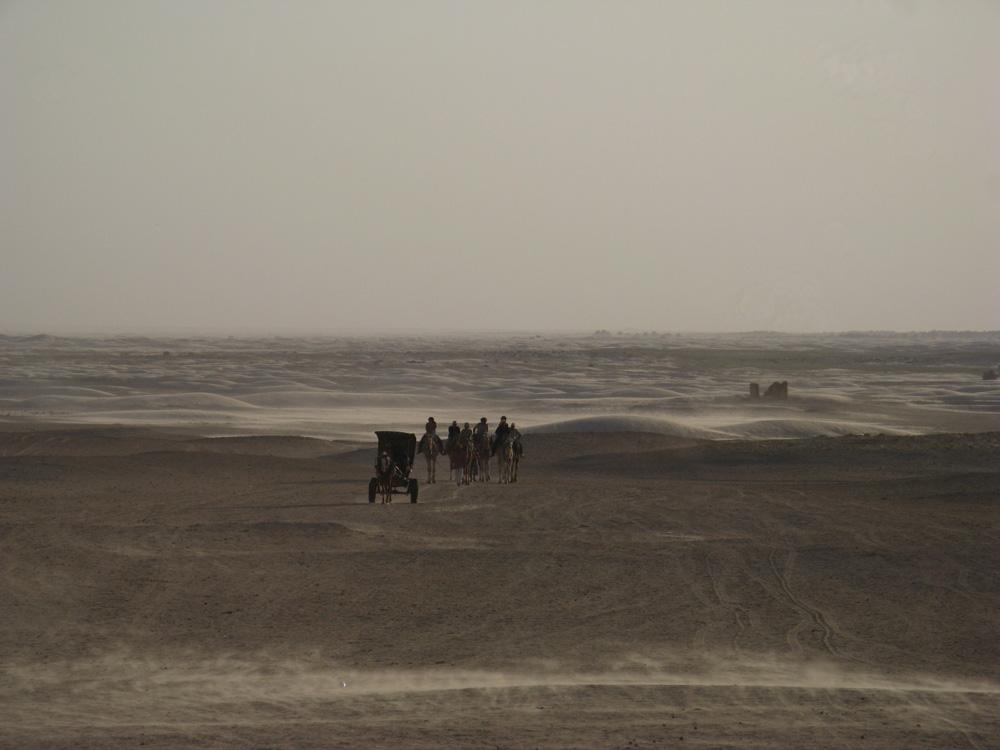 Traversata del deserto