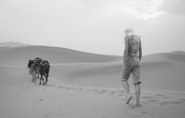 traversée du desert...