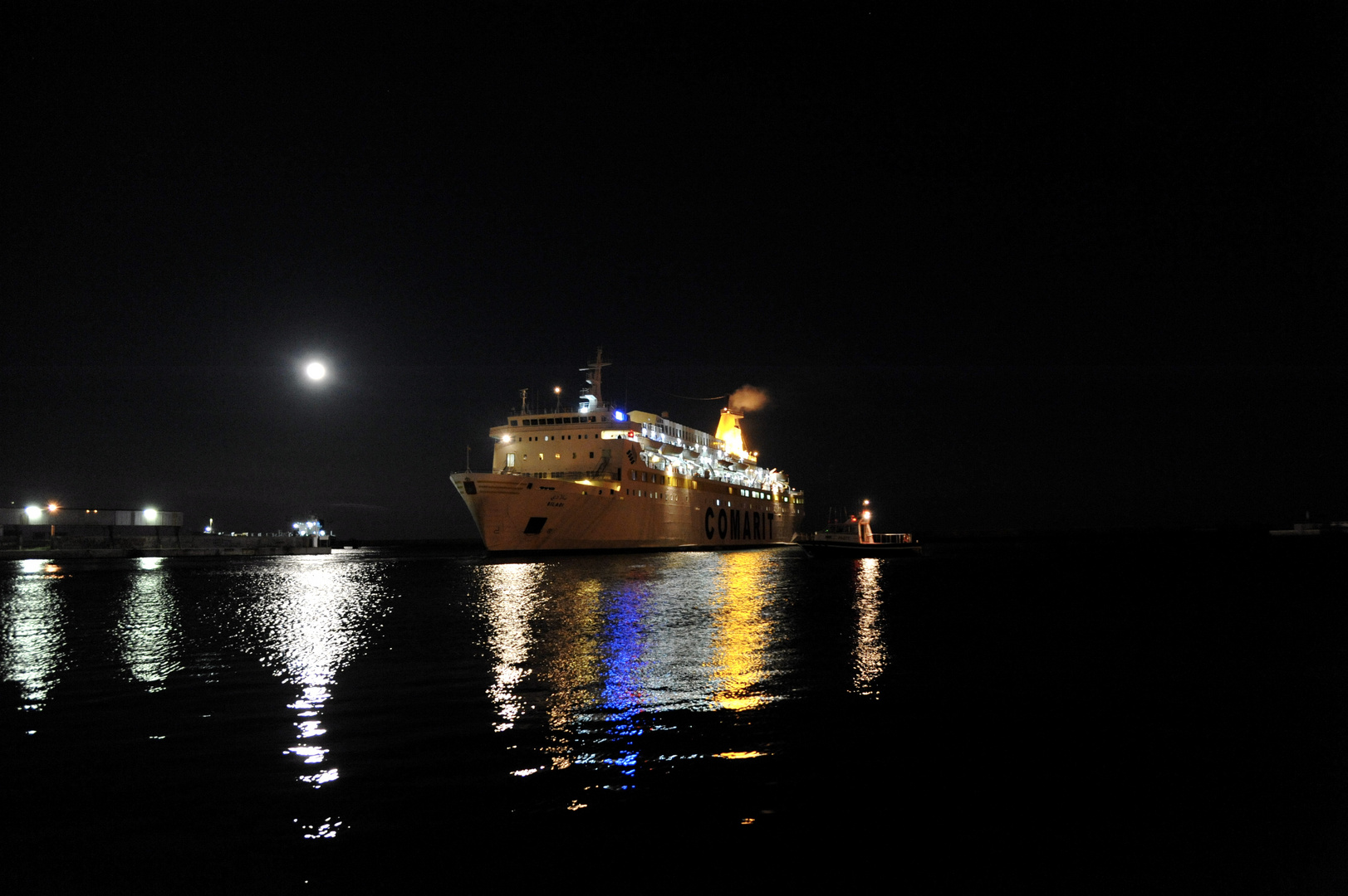 Traversée en Méditerranée