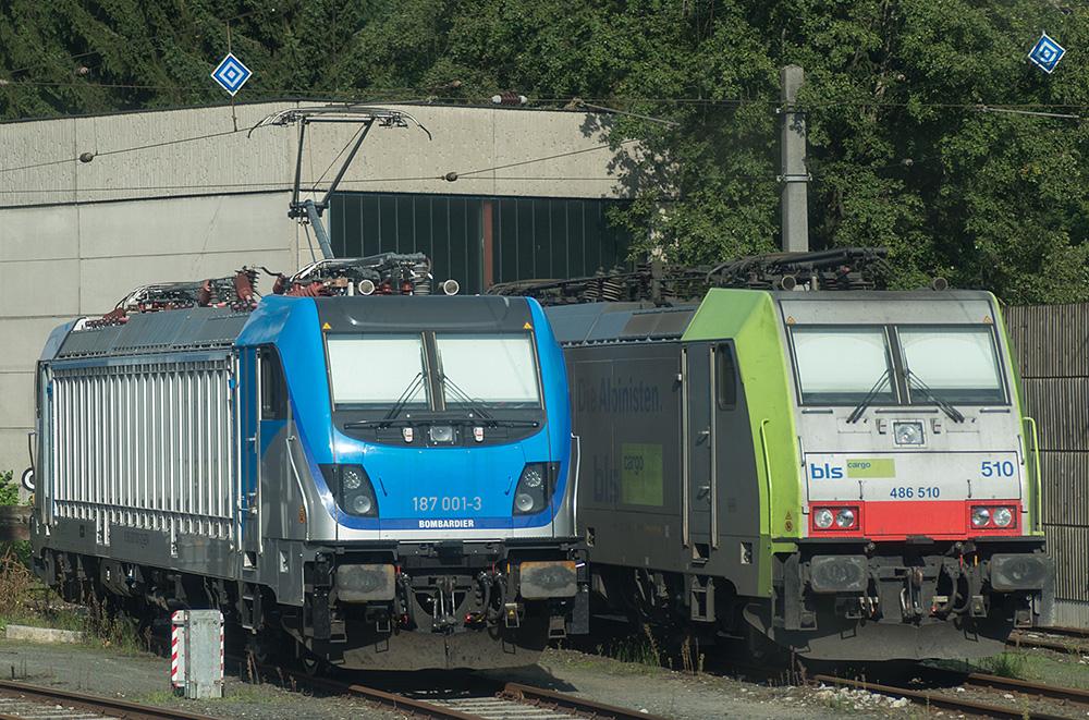 TRAXX 3 in Kufstein