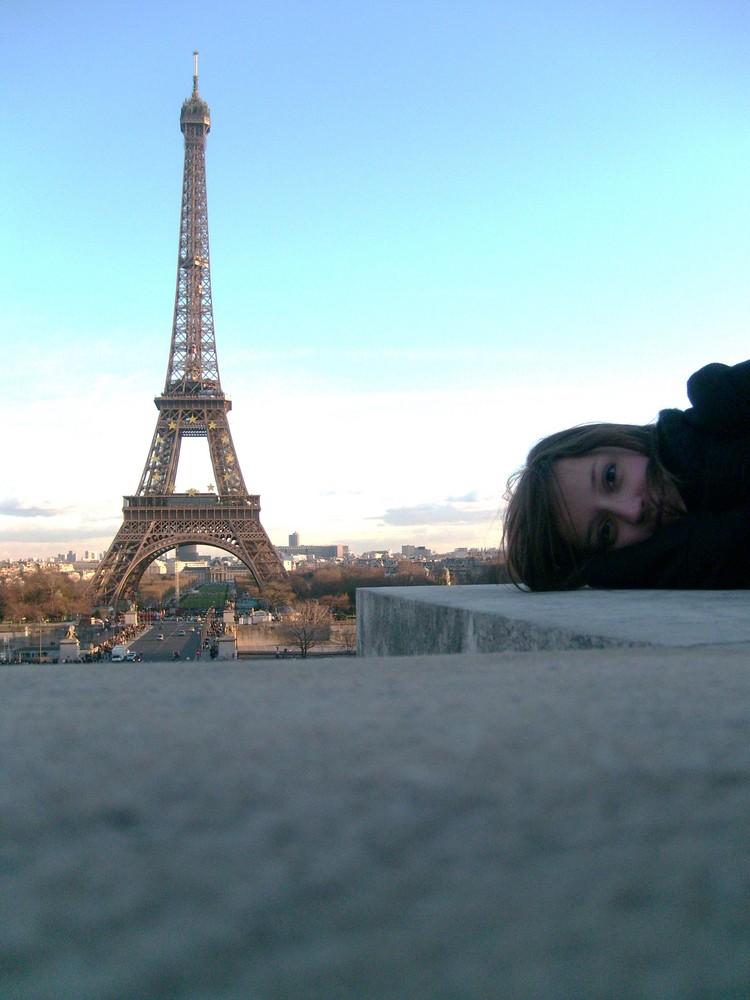 Trcadéro - Tour Eiffel