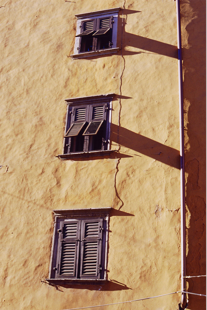 Tre finestre