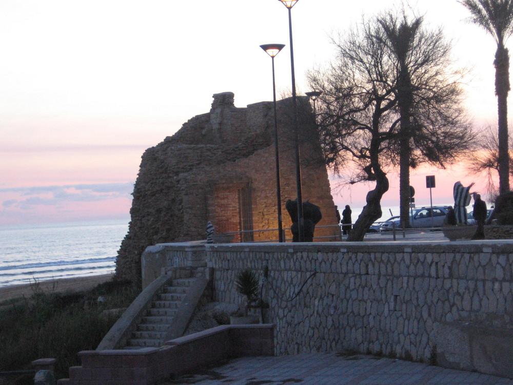 Tre Fontane (Torre Saracena)