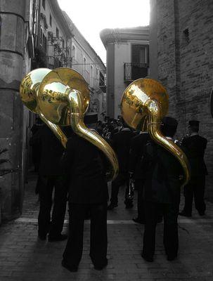 Tre tromboni