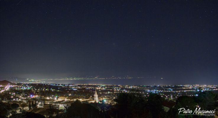 Trecastagni Etneo - Panorama (Ct)