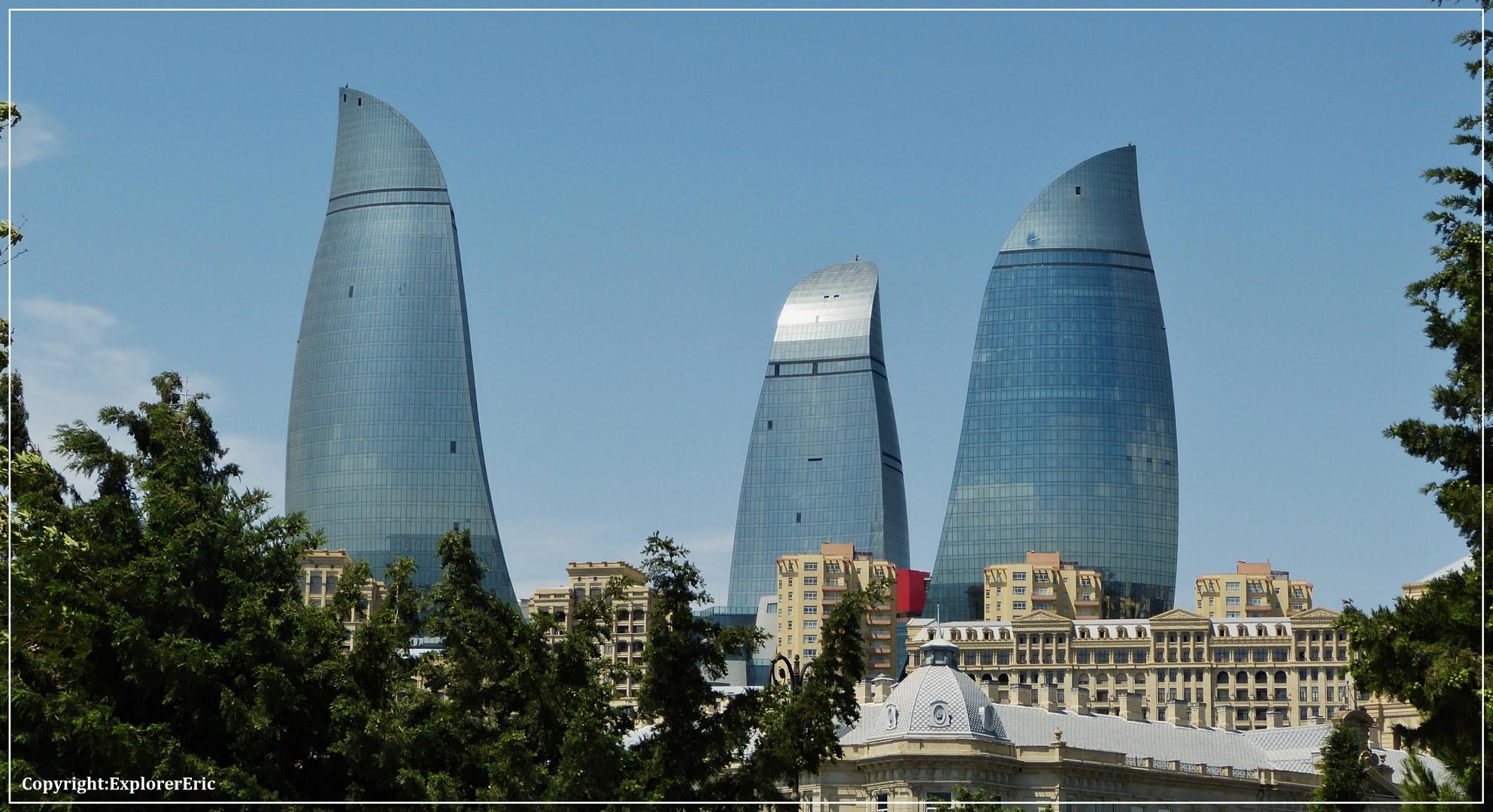 tree Flams in Baku................