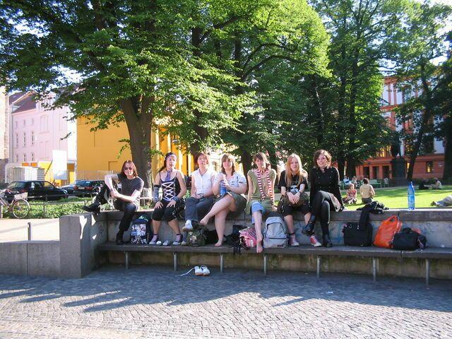 Treff der Rostocker Visual-Kei und J-Music Anhänger