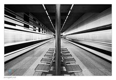 Treffen sich zwei U-Bahnen (II)