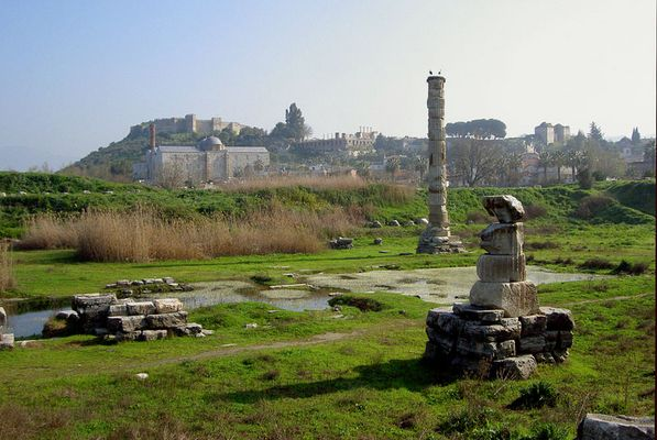 Treffpunkt der Kulturen - Selçuk (Westtürkei)