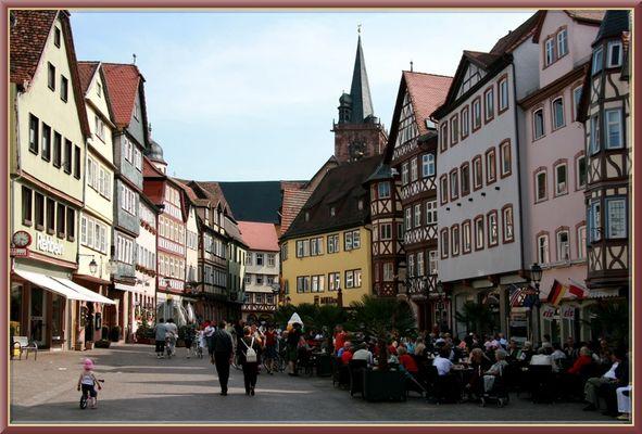 Treffpunkt Wertheim-Altstadt