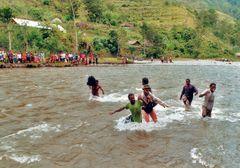 Trekking im Hochland von West Papua