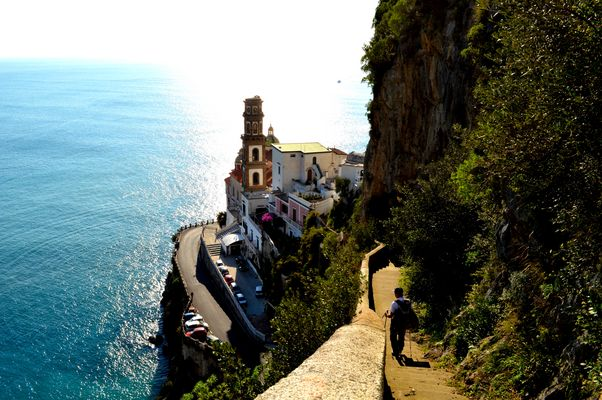 Trekking in costa di Amalfi
