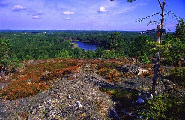 Trekking Südschweden - Pilgrimsleden