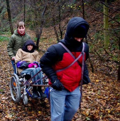 Trekkingtour trotz Behinderung???
