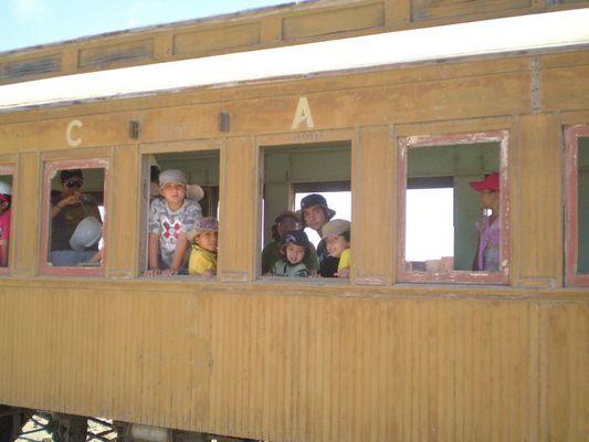 tren al pasado..mejillones antofagasta-bolivia