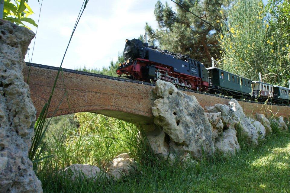 Tren de Jardin