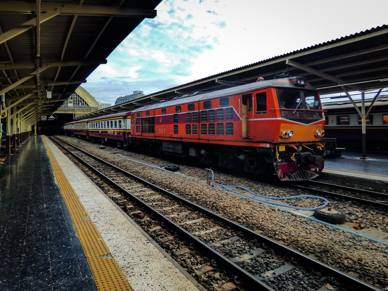 Tren de Tailandia
