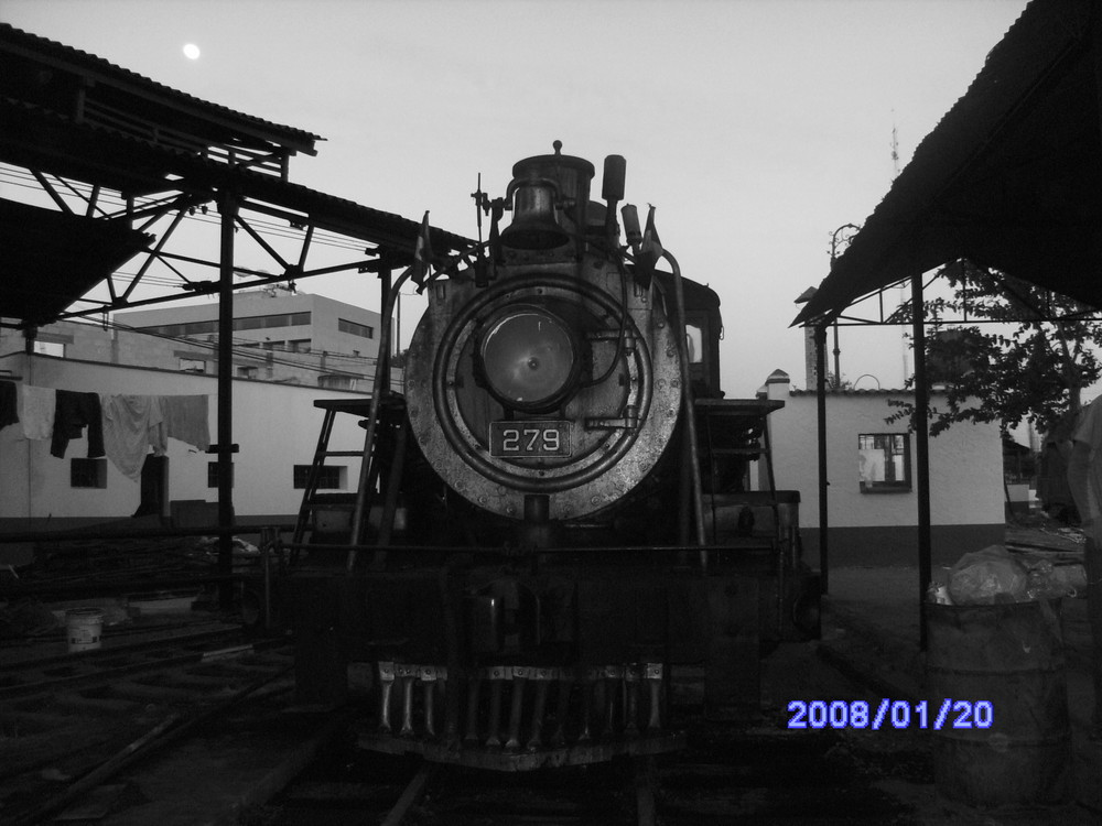 tren escenico en morelos