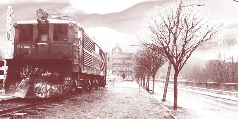 Tren Solitario