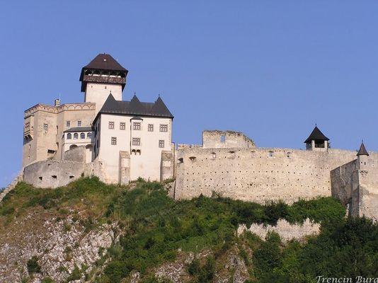 Trencin Burg