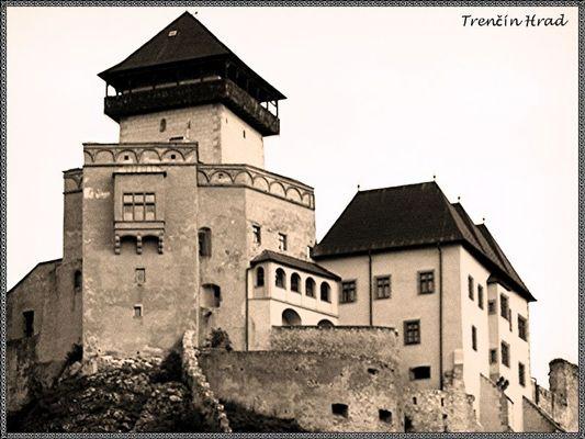 Trencin Burg II