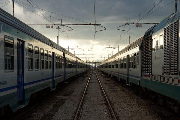 Trenitalia, Venezia Santa Lucia
