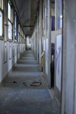 Treno abbandonato - Santa Severa