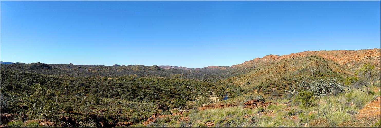 Trephina Gorge, Reload