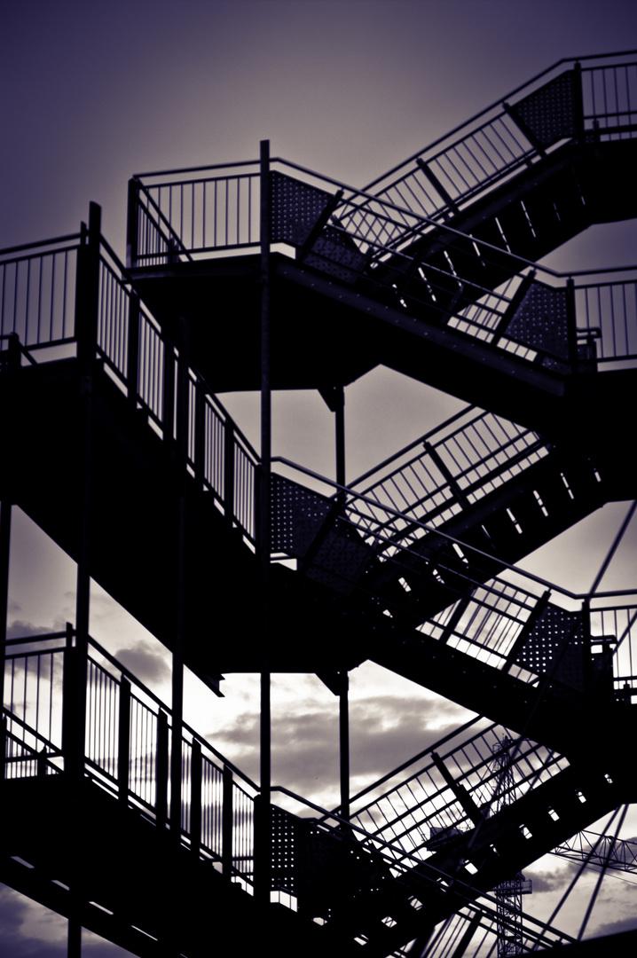 Trepp auf - Trepp ab
