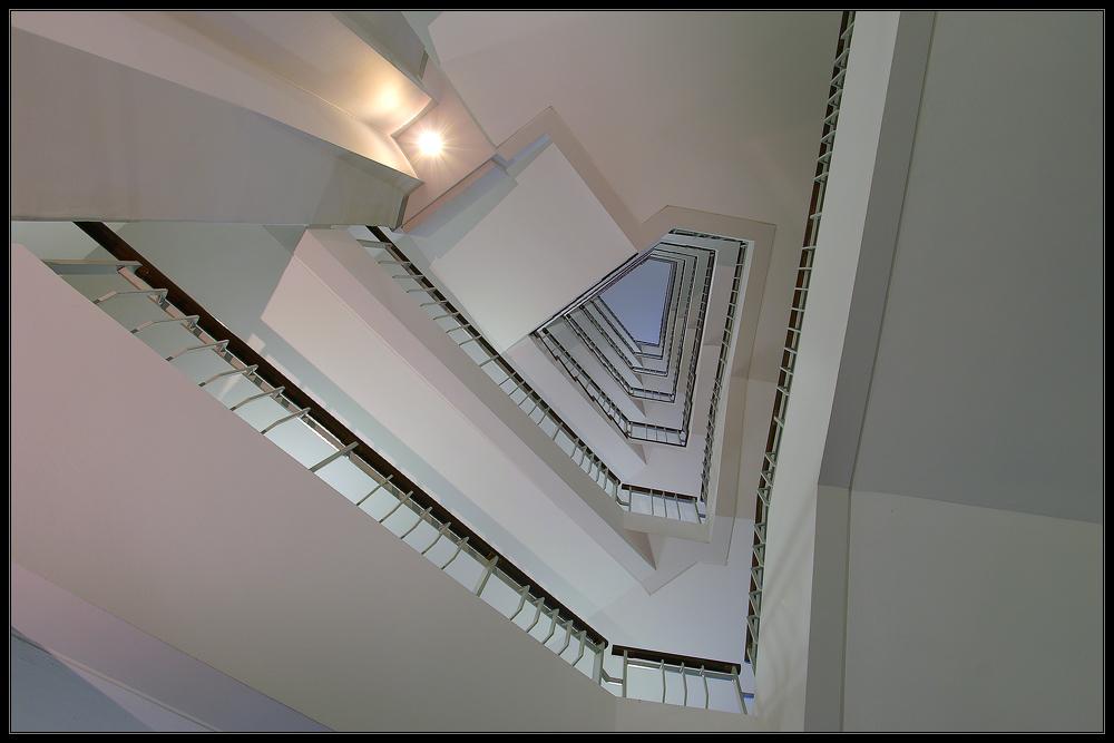 Treppe 5Eck